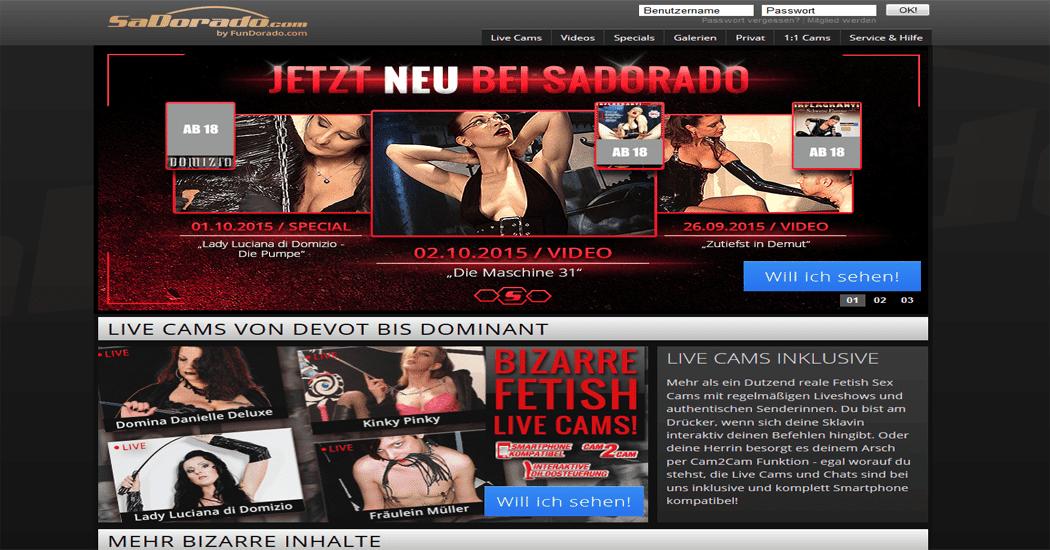 Online Fetisch Sadomaso Portal