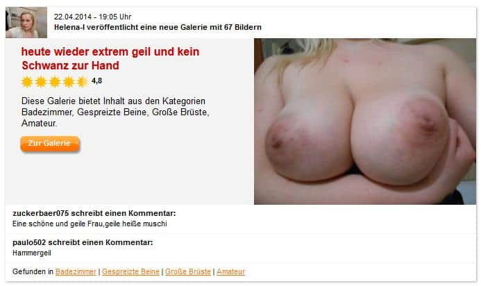 Sexkontakte Vorarlberg
